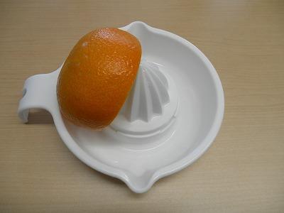 いよかん果汁でおいしいジュースを!