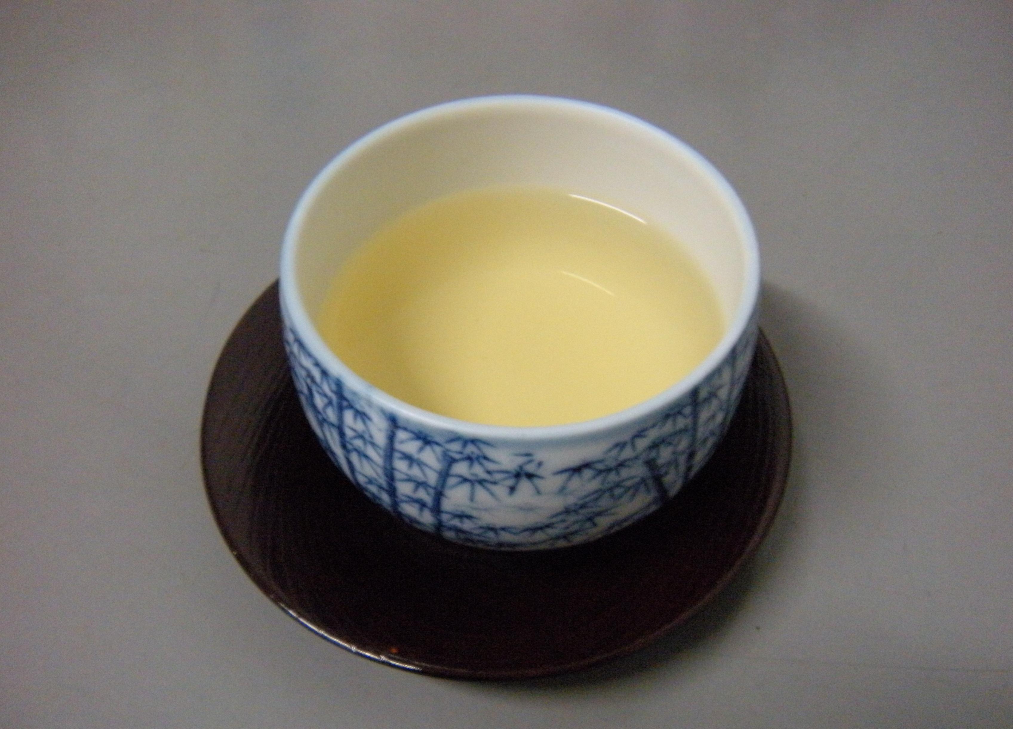 冷茶もおすすめ ゴーヤ茶