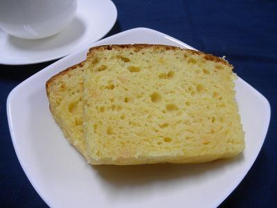 かりんジャムケーキ