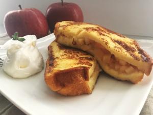 りんごのフレンチースト
