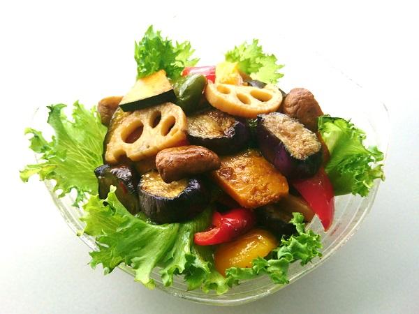 サッパリ野菜の南蛮漬け