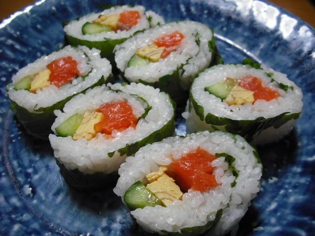 9月9日は手巻き寿司の日