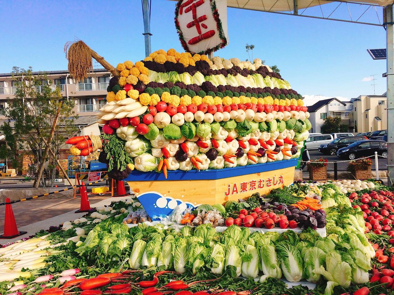 三鷹市農業祭