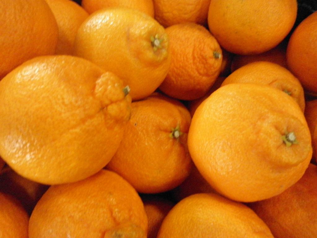 """おすすめ柑橘""""デコポン"""""""