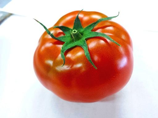 フレッシュトマトでナポリタン