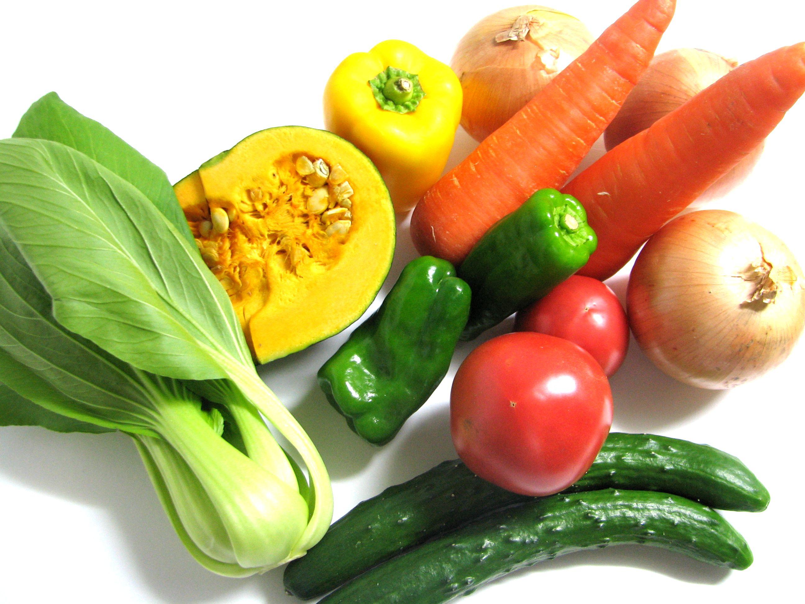 忙しい日こそ野菜を!