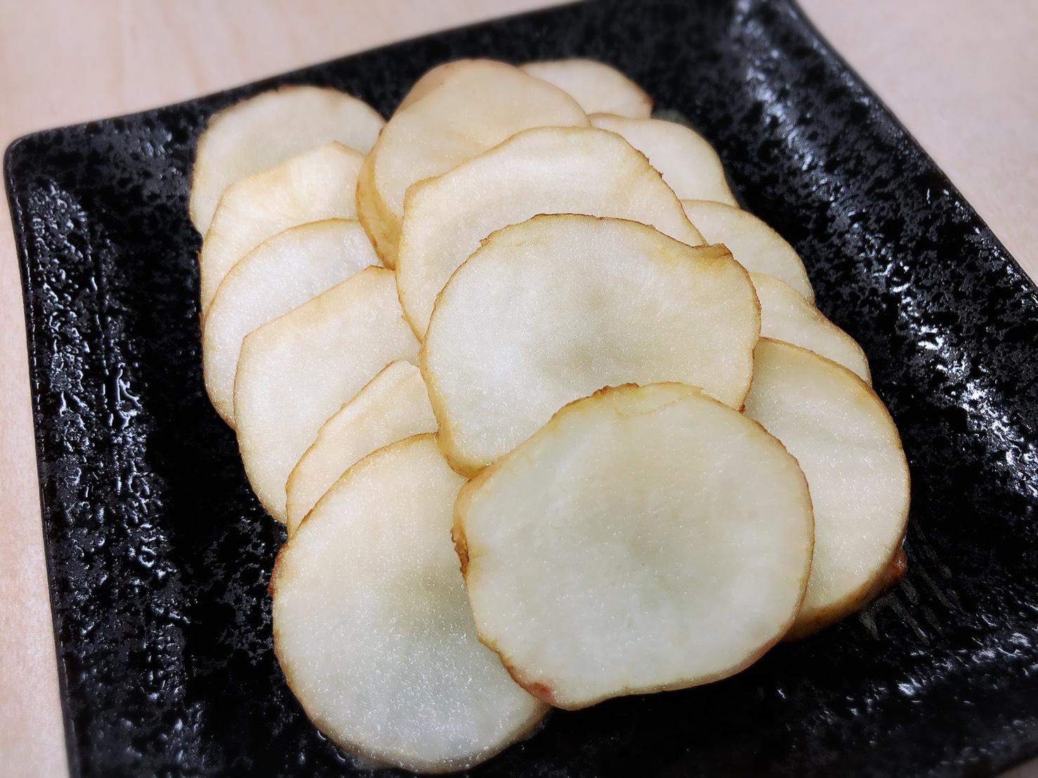 菊芋の簡単漬け