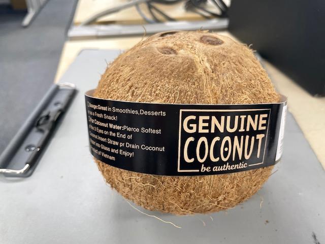 ココナッツ!